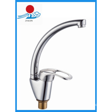 Single Handle Kitchen Mixer Water Faucet (ZR21709-A)
