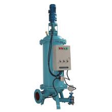Équipement automatique de filtre d'eau de lavage à contre-courant de Multicore
