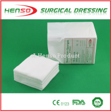 HENSO Surgical Absorbent Gauze Non Woven Sponges