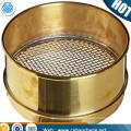 Food grade 200 400 500 micron laboratory mesh test sieves