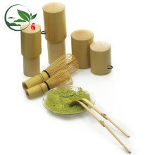 Ensemble fait main de chasen de fouet en bambou pour la cérémonie japonaise
