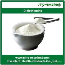 D-méthionine de haute qualité CAS 348-67-4