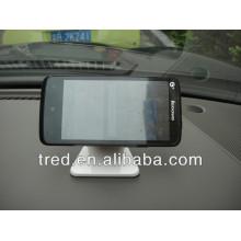 Le plus récent Micro support d'aspiration Support de téléphone Support de voiture Adaptable tous les mobiles et tablettes