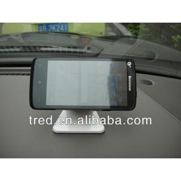 Último suporte de micro aspiração Suporte de telefone para montagem em carro Adaptável a todos os celulares e tablets