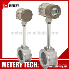 Split Remote display Flange SS304 SS316 Vapour Flowmeter
