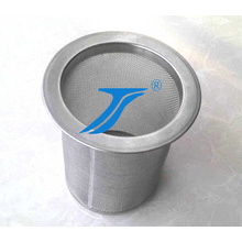 Tianshun / malha de filtro de folha perfurada
