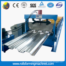 Metall-Boden Deck Blatt Panel Profiliermaschine