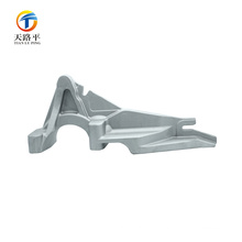 Aluminum A380 Metal supporting bracket Equipment rack parts