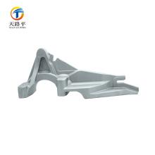 Alumínio A380 Metal suporte de suporte Peças de rack de equipamentos