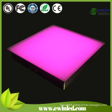 600*600 Wireless DMX Control RGB LED Tile