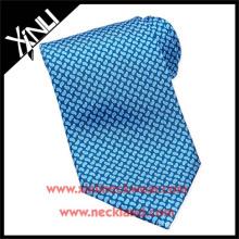 100% Handmade Silk Printed Necktie Paisley Print Fabric