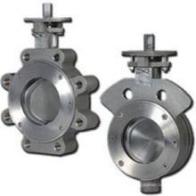 Válvula de esfera de flange pneumática de aço inoxidável (fundição de investimento)