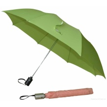 Auto abrir e fechar guarda-chuva 3-Folding (BD-24b)