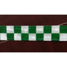 Hochwertiges reflektierendes PVC-Band mit kundengebundenem Druck oder Logo