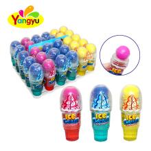 Ice cream Rolling Liquid Fruits Jelly