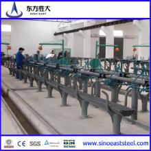 Стальная арматурная рейка / арматурная сталь