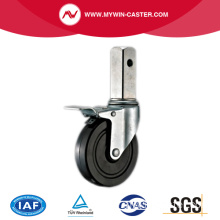 Neue Design Square Stem industrielle Caster