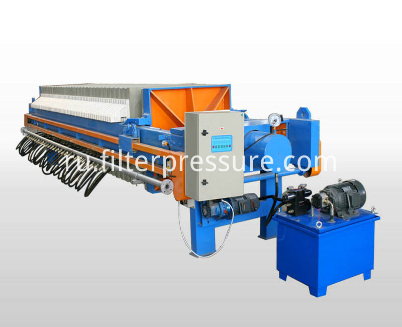 Sugar Syrup Filter Press