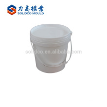 Alibaba China Proveedor Oem Paint Bucket Mould Alta calidad Plastic Paint Bucket Molds