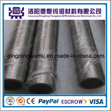 99.95% puro molibdeno tubos/pipas o precio de Tubdes/tubos de tungsteno para los transistores y tiristores industria caliente de la venta en China