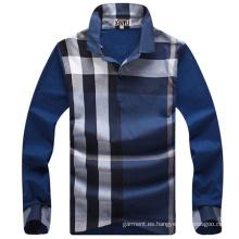 2016 Hombres de moda caliente de la moda impresas Pullover Fleece