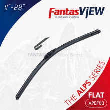 The Alps Series OE Type Flat Wiper Blade