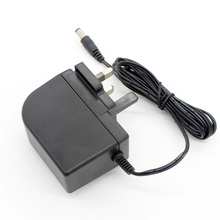 24W UK Vertical Insert Wandadapter AC / DC Adapter