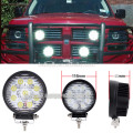 Hot Selling Emark Car led Work light, 27W Truck SUV ATV Offroad Led Work Light