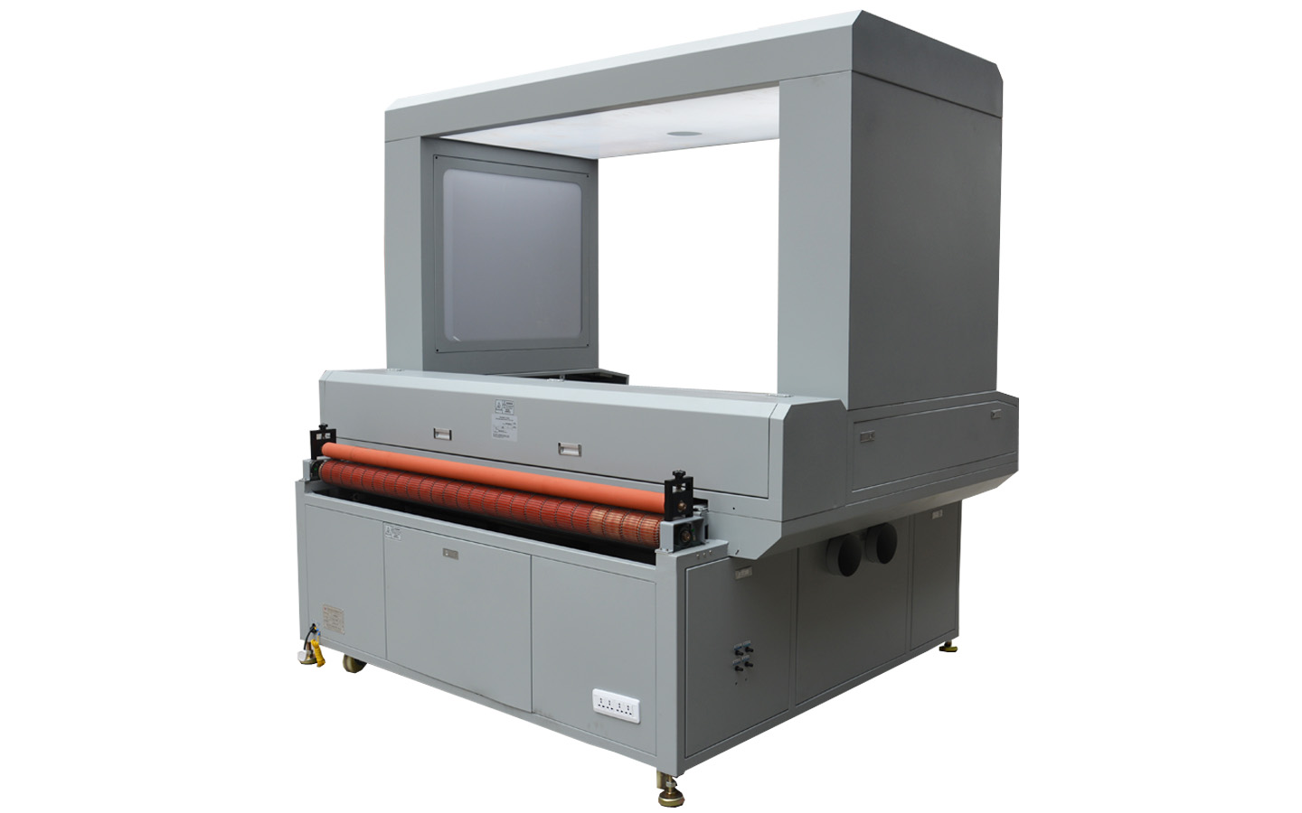 galvo laser cutting paper machine