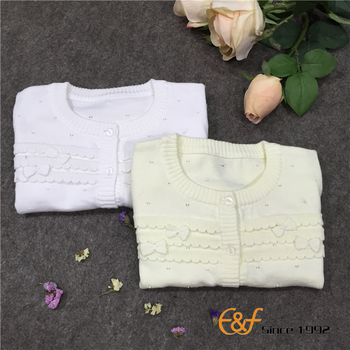 Girl Cardigan Sweater 2 Group Colour