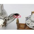 Нержавеющей стали круглой свист чайника (FT-01208)
