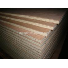 Contrachapado comercial de madera contrachapada para muebles