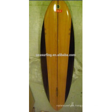 wooden grain surfboard for sale/ foam surfboard blanks