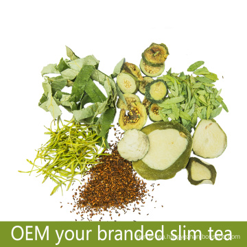 Chinese Herbal Slimming Tea