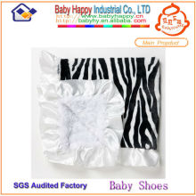 Made in china korean stylish baby blankets 2015