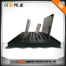 casiers de station de charge de téléphone portable 10 ports usb chargeur téléphone portable