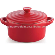 7inch cerâmica prato forno para BS12087B