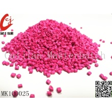 Customized for Silver Masterbatch For Universal Plastic Rose Red Sheet Masterbtach Granules supply to Russian Federation Supplier