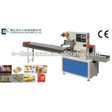 Rotary Pillow Snacks Packaging Machine