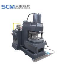 Angle Corner Cutting Notching CNC Machine
