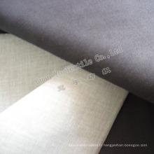 Sofa de tissu de Polyester Suede décoratifs Textile à la maison (G644-02)