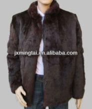Rabbit Fur jacket for mens