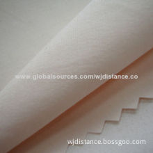 Polyester cotton fabric, interwoven, T/C, 75D*32S, widely used for garments