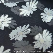 Mousseline de mode en polyester pour vêtement