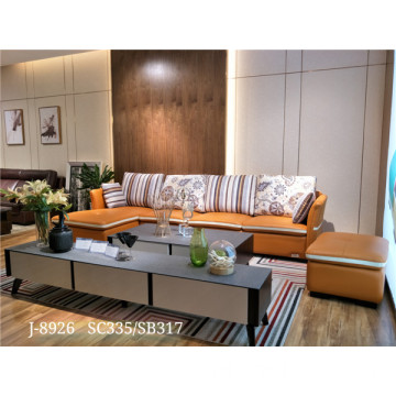 Sofa Sectional Modern Kuning