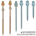 Self tapping screw shear strength