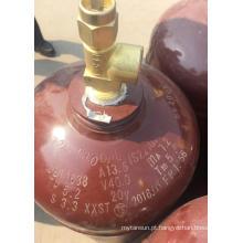 China Cilindro de acetileno C2h2 40L