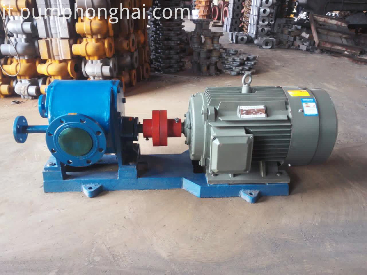 asphalt emulsion pump