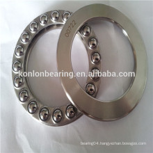 Single Row Number of Row and Ball Type Thrust Ball Bearings