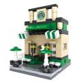 Crianças construção bloco de construção bricolage brinquedo (h9537099)